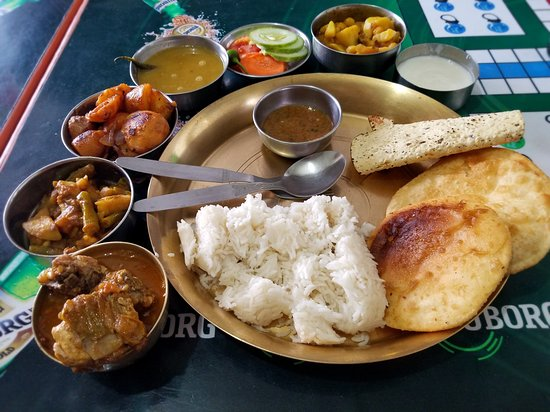 Great food for low price - Review of Asian Tea House, Pokhara, Nepal