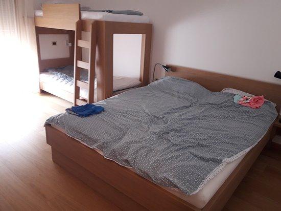 Hudičevec Tourist Farm: one of the bedrooms