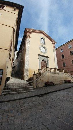 Gubbio, Italia: Chiesa di Santa Maria dei Servi...
