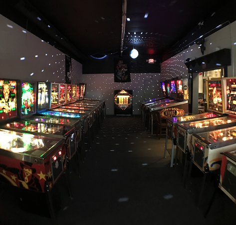 The Ottawa Pinball Arcade