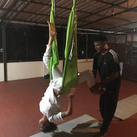 Experiencia de yoga y meditación en...