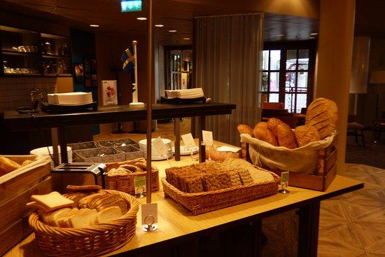 Quality Hotel Arlanda XPO: So many choices!