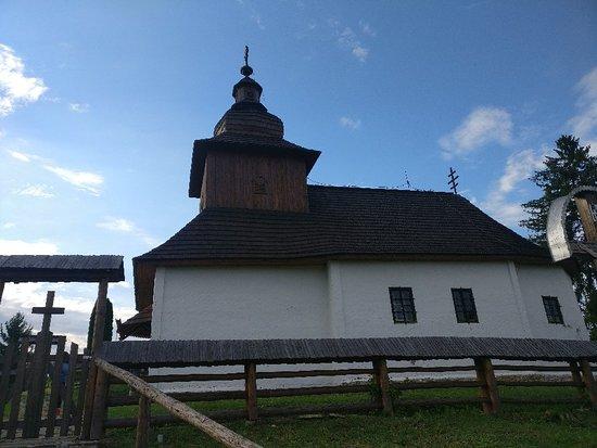 Πρεσόβ, Σλοβακία: Located on a hill