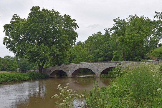 Sharpsburg, Maryland: Bridge