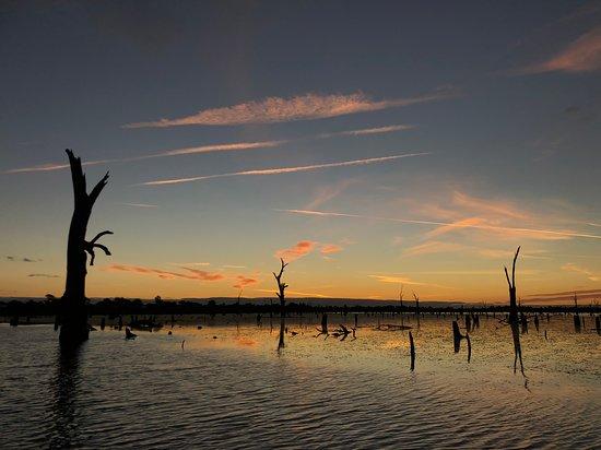 Mulwala, Australia: Lake Mulwalla