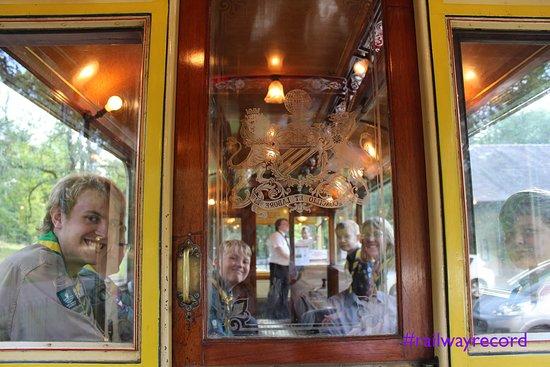 Heaton Park Tramway: Superbly restored