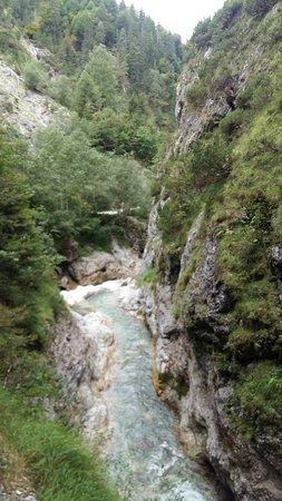 Mühltal, Østerrike: Kundler Klamm