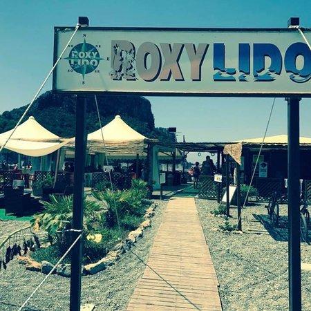 Praia A Mare, Italia: Lido Roxy