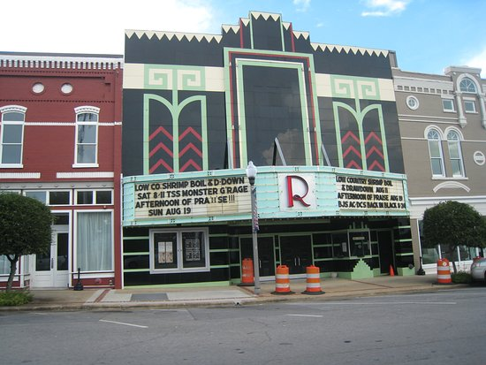 Talladega, AL: Historic Ritz Theatre