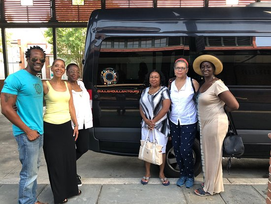 Visiting Charleston with my Book Club. This tour emphasizes the rich legacy  of the ancestors!. - Picture of Gullah Gullah Tours, Charleston -  Tripadvisor