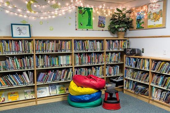 Tilley & District Public Library