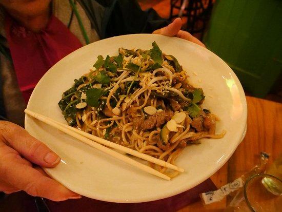 Miller's Thumb: Thai Pepper Beef