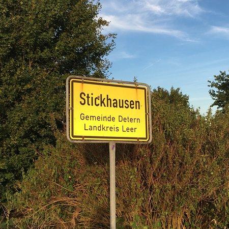 Detern, Germany: Alte Zollstation