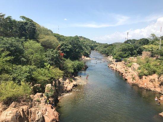 Cesar Department, Colombia: Río Guatapurí