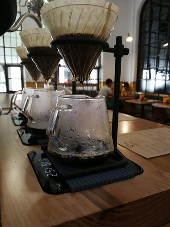 C'alma Specialty Coffee Room