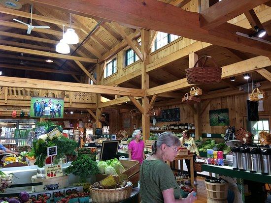 Inside The Farm Shop Picture Of Morning Glory Farm Edgartown Tripadvisor