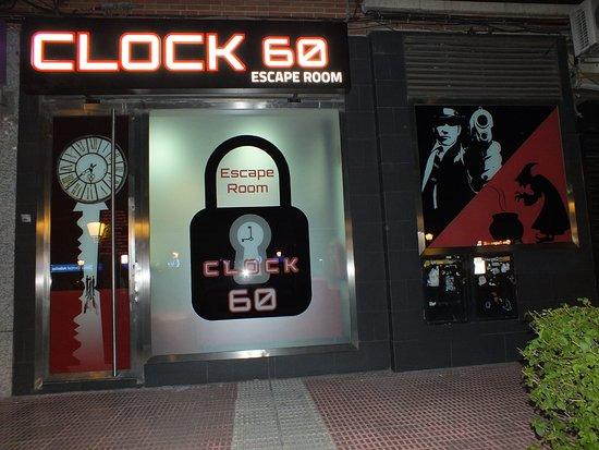 Clock60