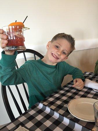 Marine City, MI: Pirate Juice for Kids