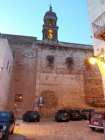 Conversano, Ιταλία: Chiesa e Convento dei Santi Cosma e Damiano
