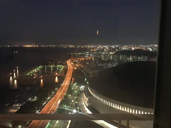 view from my window picture of hilton fukuoka sea hawk chuo rh tripadvisor com au
