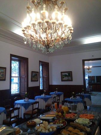 OYO Mara Palace: Excelente café