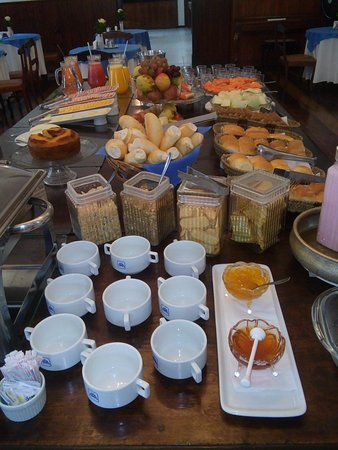 OYO Mara Palace: Dieta aqui é proibido!!!