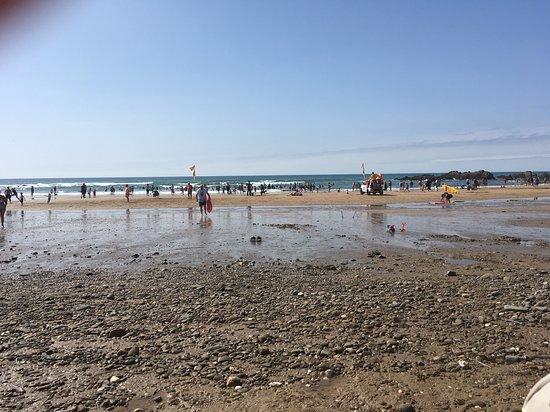 Widemouth Bay ภาพถ่าย