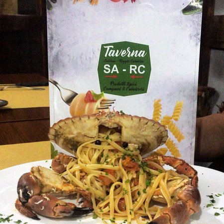 Siano, Italia: Taverna SA-RC