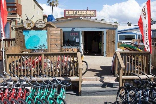 PB Surf Shop