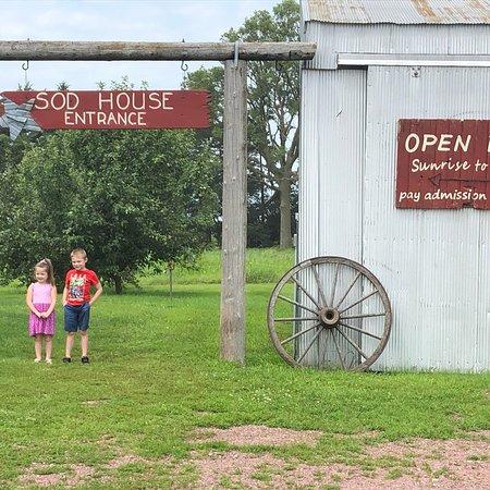 True prairie houses!!