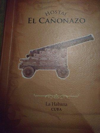 Fort San Salvador (Castillo De San Salvador De La Punta): Restaurante El Cañonazo (Recomendo o jantar)