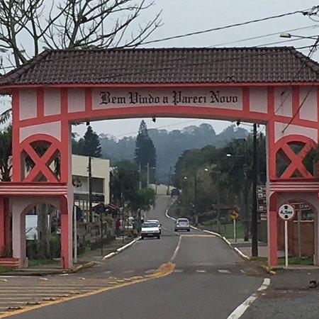 Portico de Pareci Novo