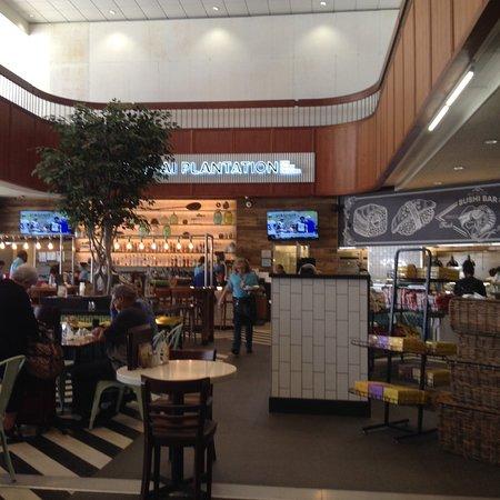 Un pranzo da aeroporto