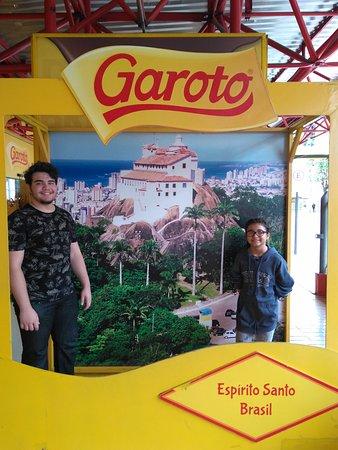 Garoto Chocolate Factory: Garoto, sempre Garoto !