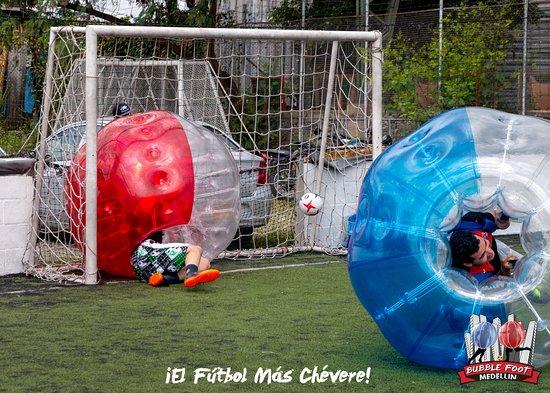 Bubble Foot Medellin
