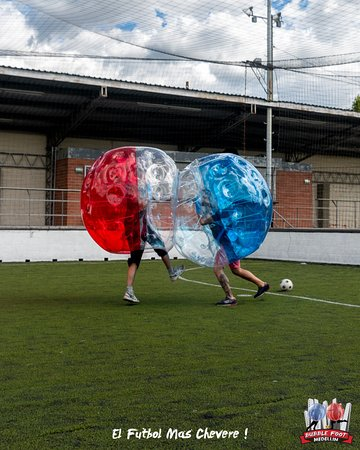 Bubble Foot Medellin