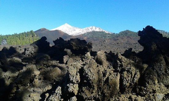 Volcan Chinyero