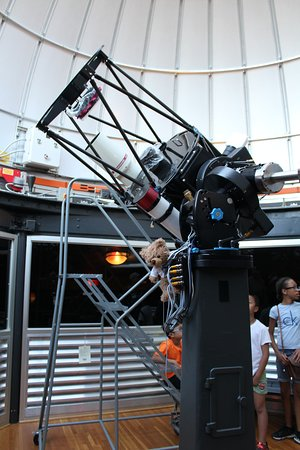Cranbrook Institute of Science: Cranbrook Observatory Telescope 