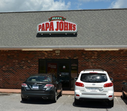 Papa John S Pizza Granite Falls 305 N Main St Menu Prices Restaurant Reviews Tripadvisor