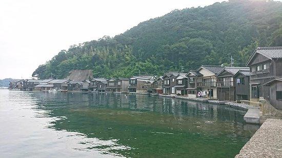 Michi-no-Eki Funaya no Sato Ine: 寧靜的伊根舟屋需要你親身來體會