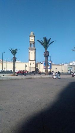 Oum Palace Hotel : Medina junto ao hotel