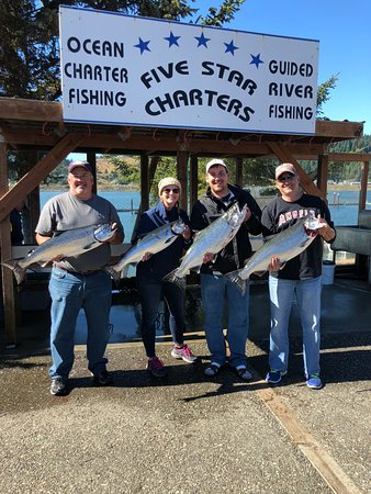 Five Star Charters: Fun day on the bay-Great fillets for dinner