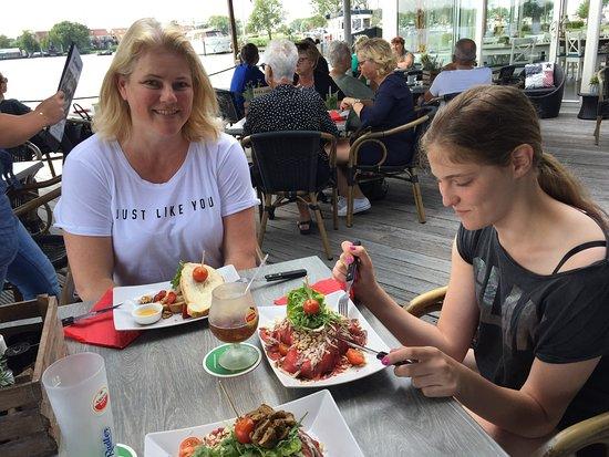 Katwoude, Holland: Smullen van de klassieker