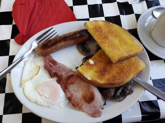 Perfect breakfasts