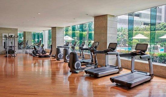 Hyatt Regency Mumbai: Fitness Center
