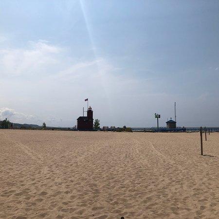Holland State Park Beach 이미지