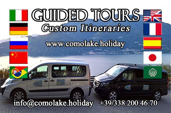 ‪Lake Como Guided Tours‬