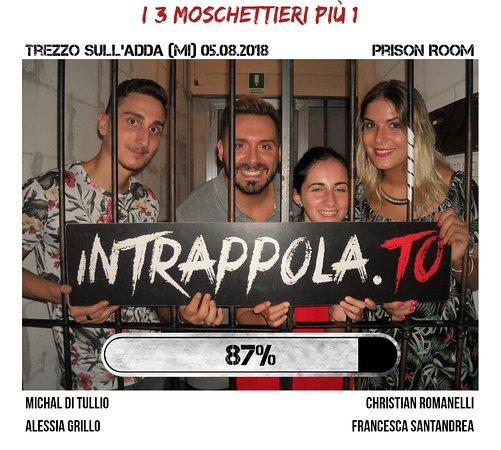 Escape Room Intrappola To Trezzo Sull Adda Tutto Quello