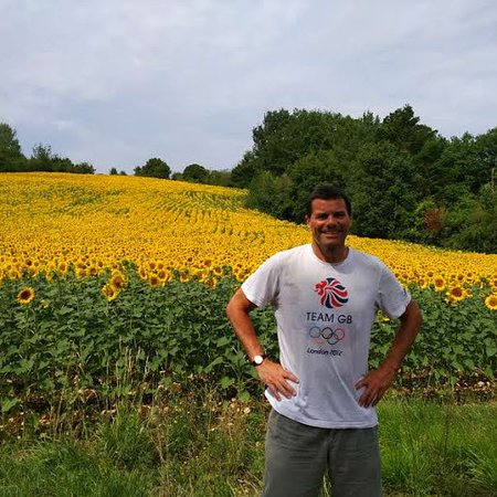 Coux-et-Bigaroque, France: Lovely ride through beautiful countryside