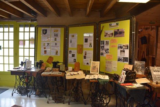 Musée du Chanvre et de la Ganterie